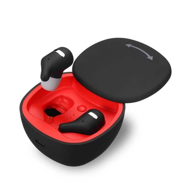 Wireless Earphone Bilateral Call Auto Pairing