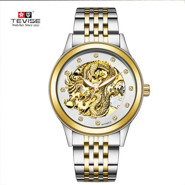 Detective Tevise automatic table watch