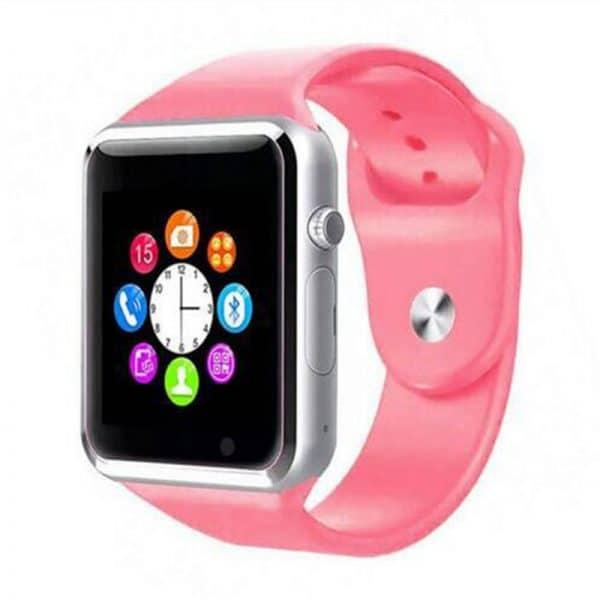 Smart watch with cartoon reminder