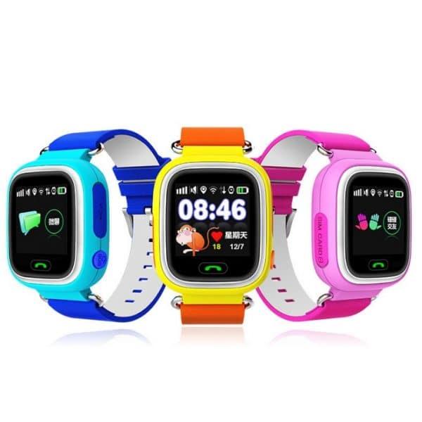Q90 GPS Child Smart Watch Phone