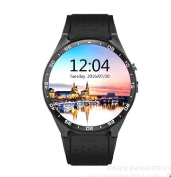 GPS Positioning Mobile Watch