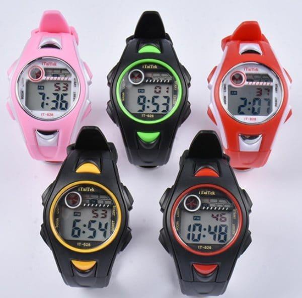 Waterproof cute Cartoon Wrist Watch