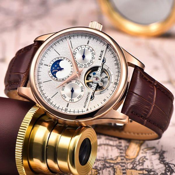 men's watch business casual watch