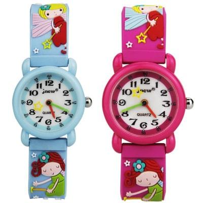 Children's silicone watch