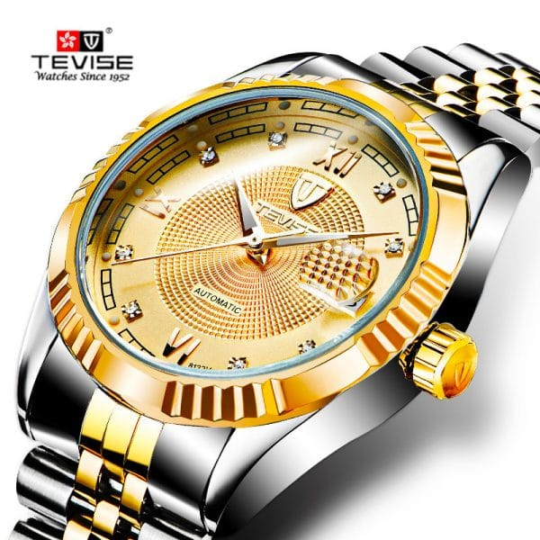 The explosion of TEVISE Teweisi Mens watch