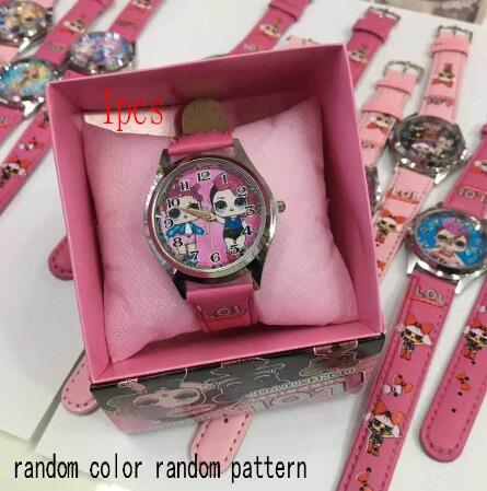 Surprise doll boxed watch