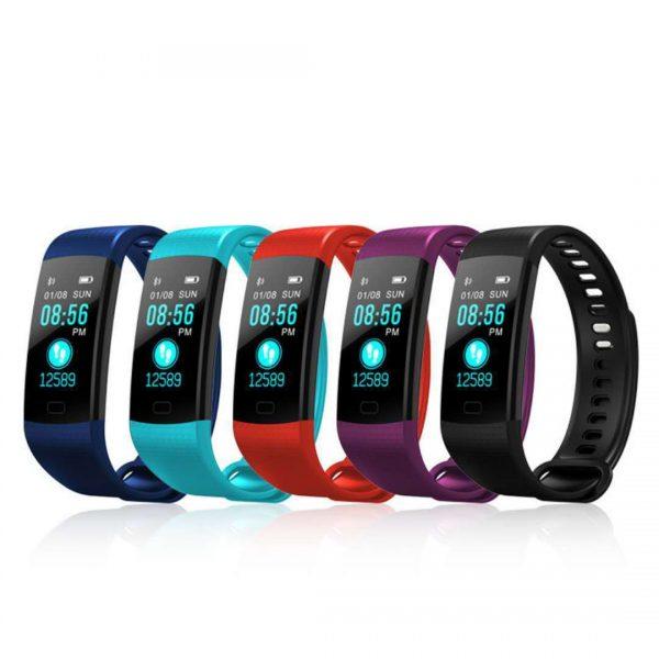 Y5 Color screen smart bracelet