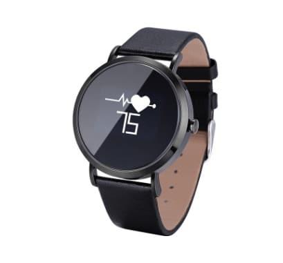 Round touch screen smart watch