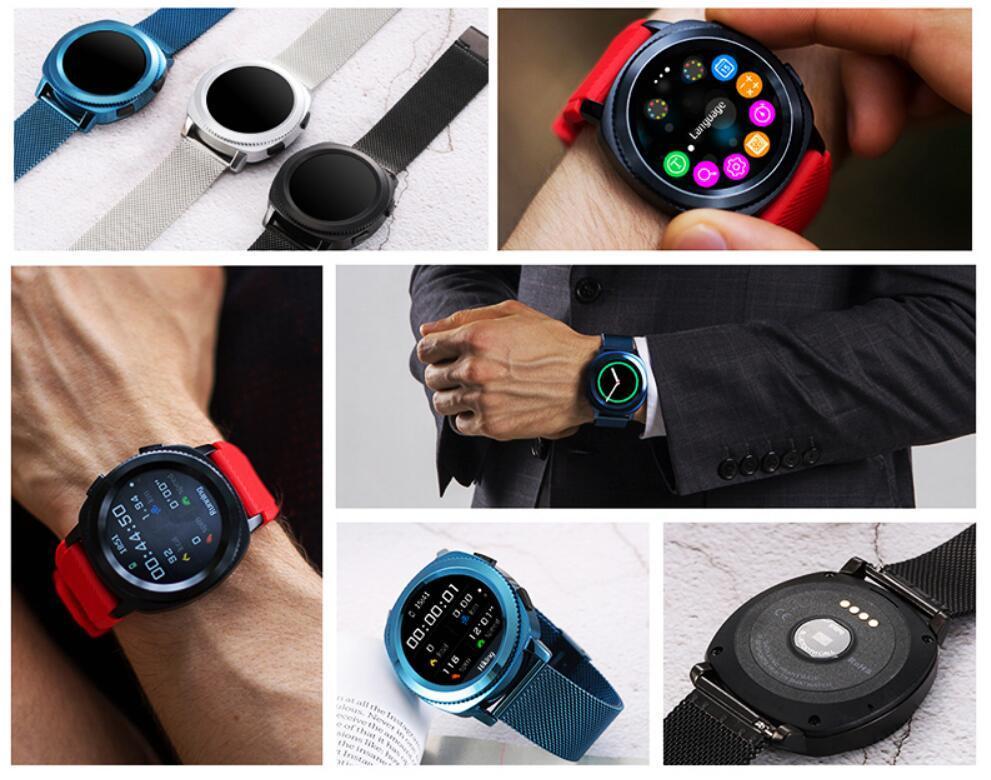 Gomex Universal Smart Watch Bluetooth