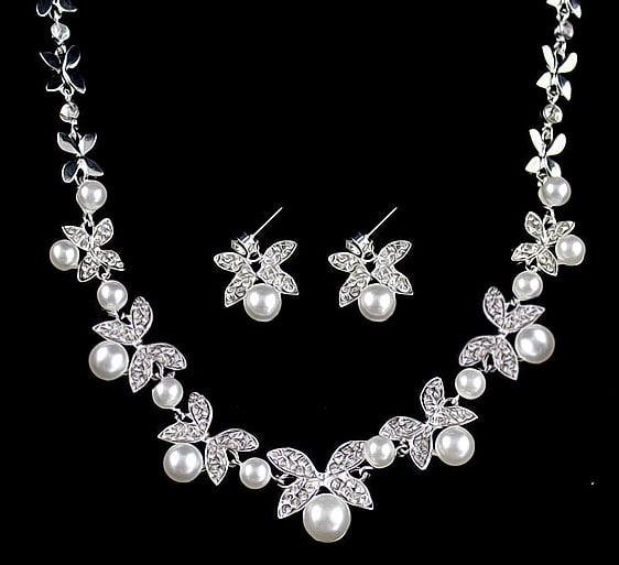 B0879 bride wedding jewelry accessories