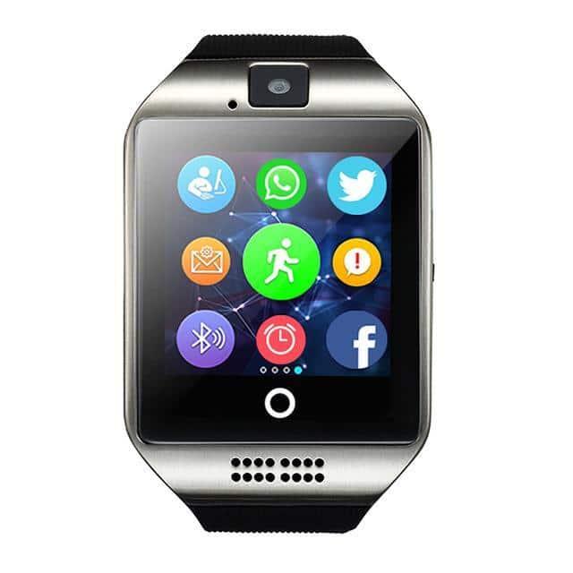 Bluetooth Camera Smart Watch