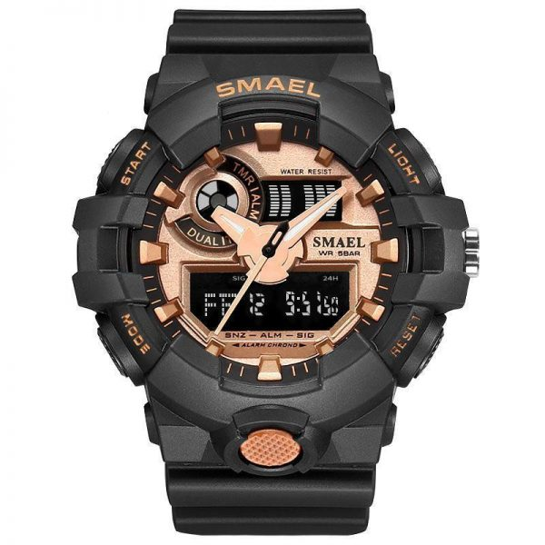 Rugged Tactical Watch