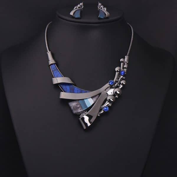 Europe and America jewelry set