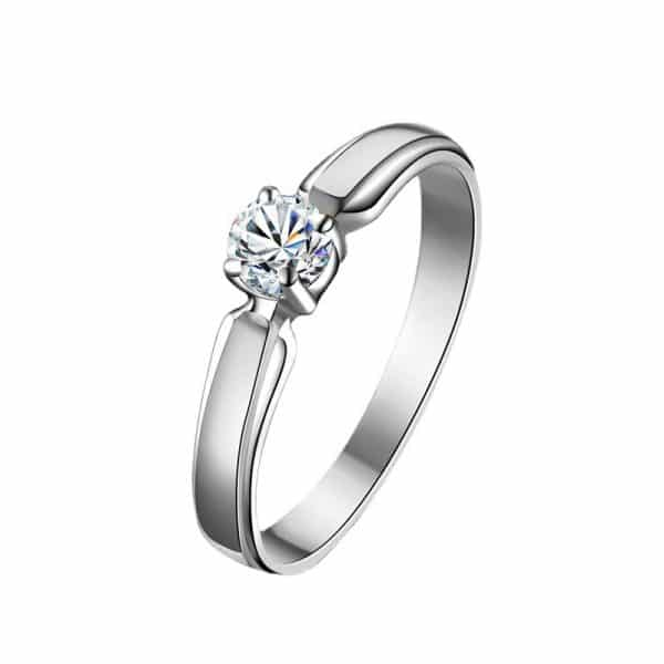 Sterling Silver Fashion Jewelry Ring