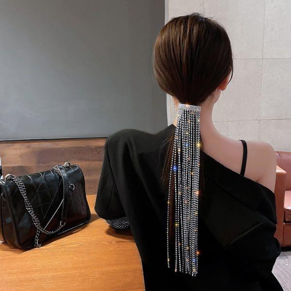 Shine Full Rhinestone Hairpins