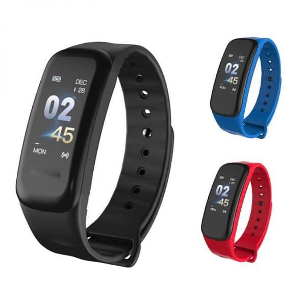 Color screen smart bracelet