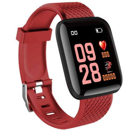 Color screen multi-function sports watch