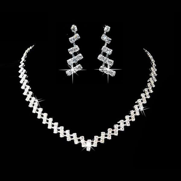 Bridal Jewelry two sets