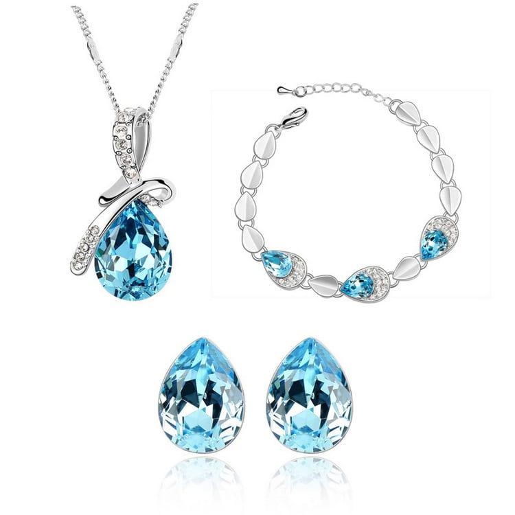 Creative Alloy Jewelry Set