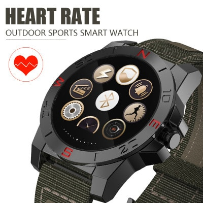 hand swing bright screen smart watch