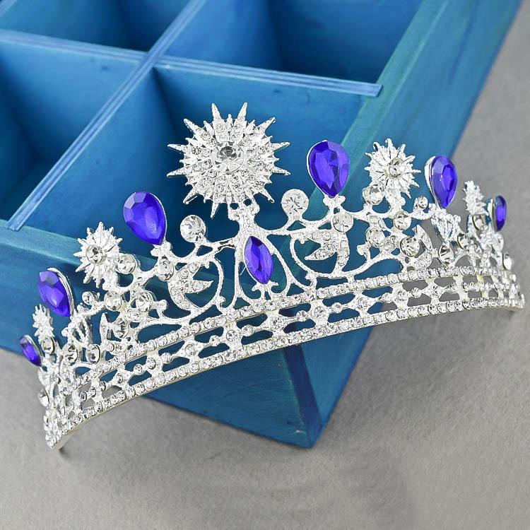 Wedding Alloy Crown Hair Accessories