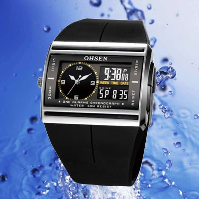 Mountaineering Electronic Student Male Watch