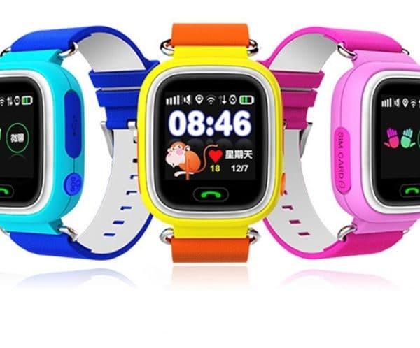 Kids GPS Watch
