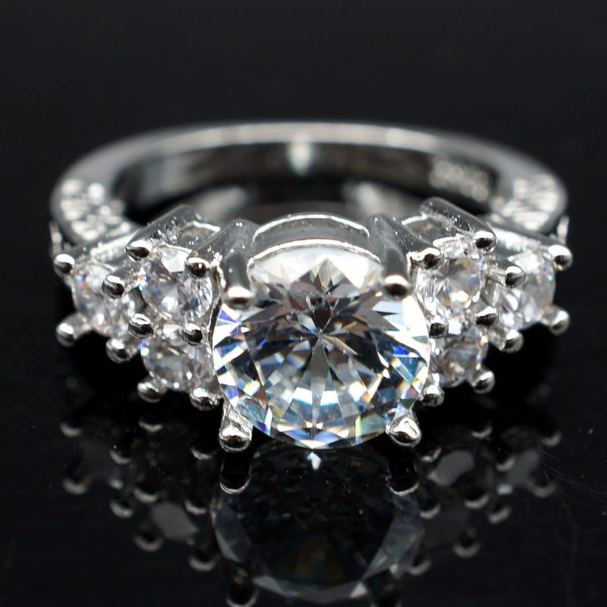 Ebay hot selling diamond hand ornaments