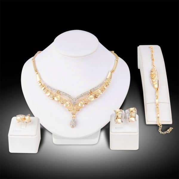 New European and American exaggerated jewelry