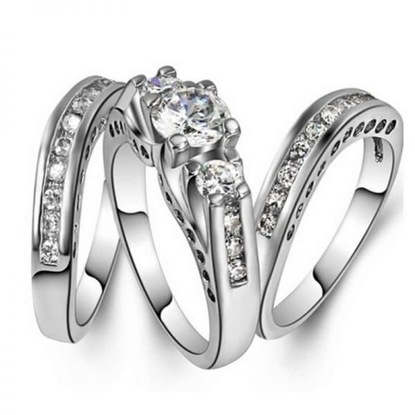 couples combination ring