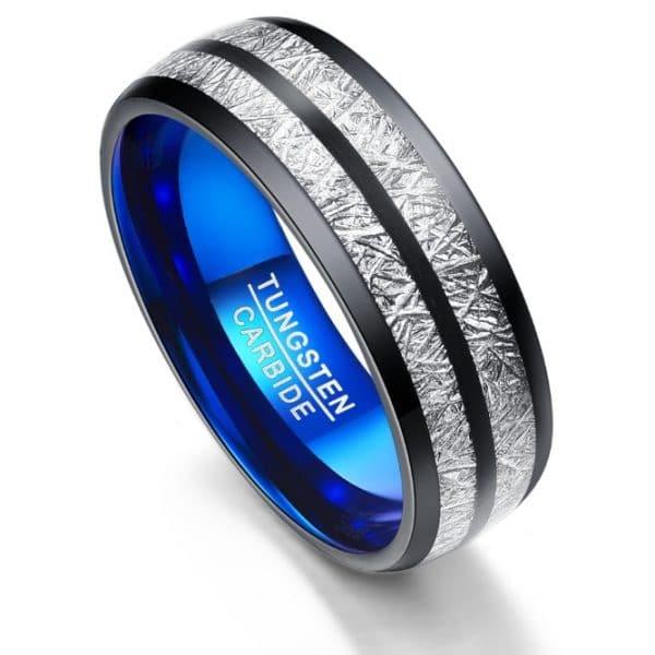 Tungsten Carbide Rings Fashion Jewelry