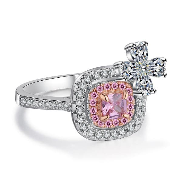 Diamond Ring Butterfly