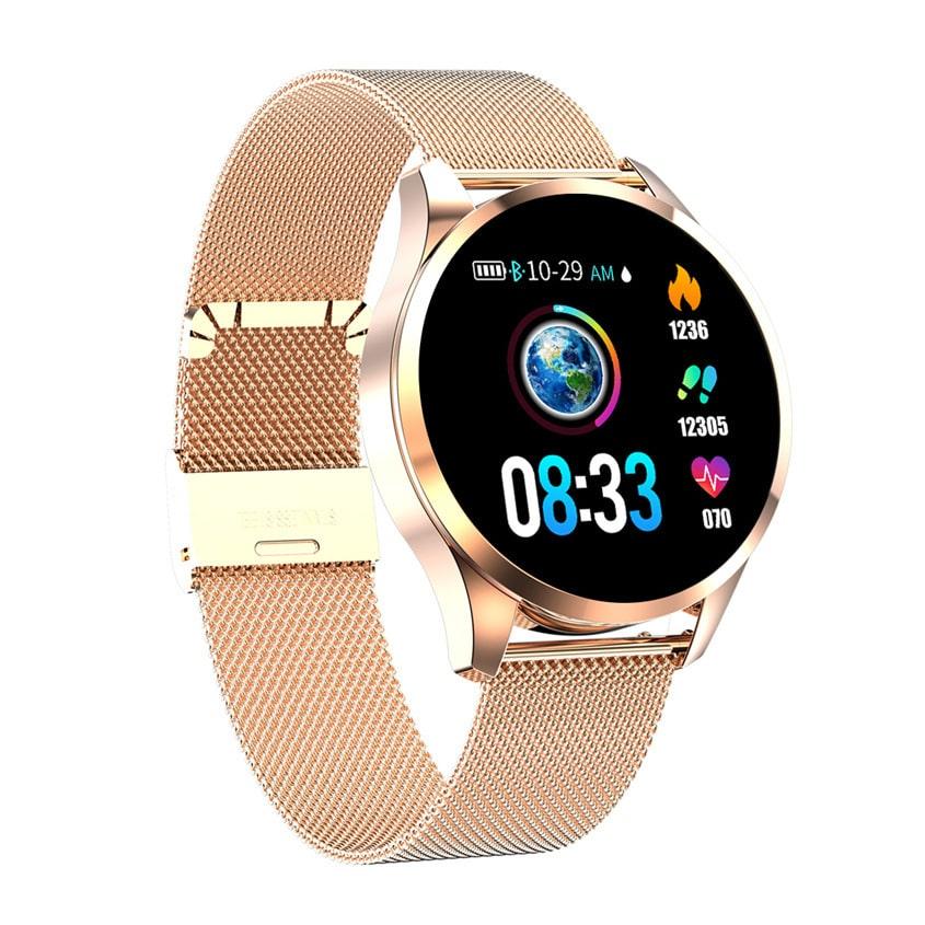 Round screen smart watch