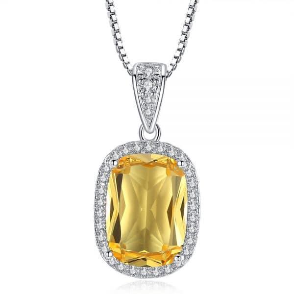 Ladies Zircon pendant