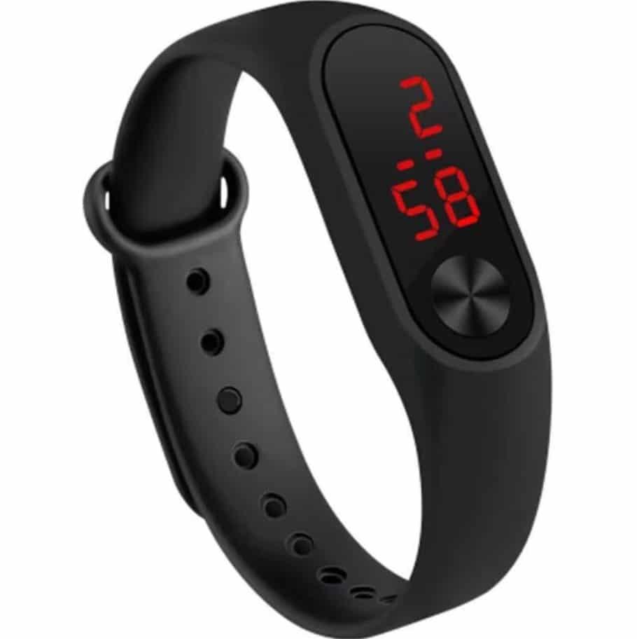 Sports electronic watch