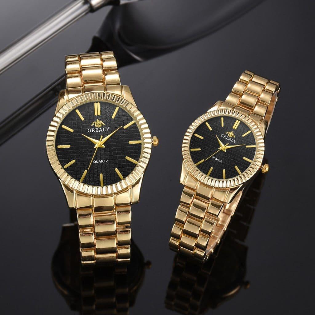 Fashion bracelet watch quality quartz